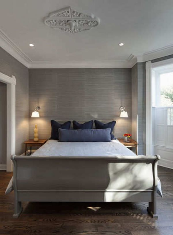 Bedroom Decorating Ideas Using Grey