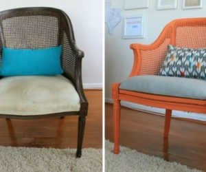 How To Reupholster A Chair: 10 Chic Ideas