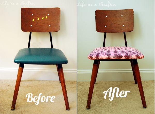 View In Gallery Here S How You Can Reupholster A Chair