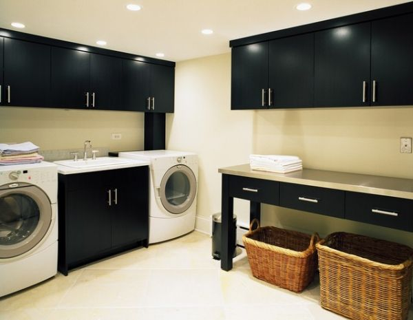 Modern Laundry Rooms 42 laundry room design ideas to inspire you