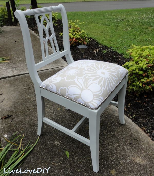 Good How To Reupholster A Chair: 10 Chic Ideas Great Pictures
