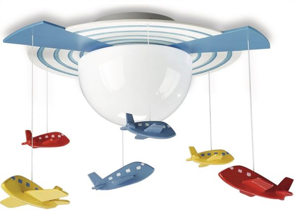 Fun and friendly ceiling lights for kids view in gallery mozeypictures Choice Image