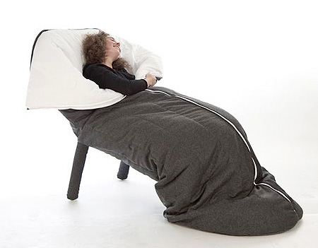Sleeping Bag Chair
