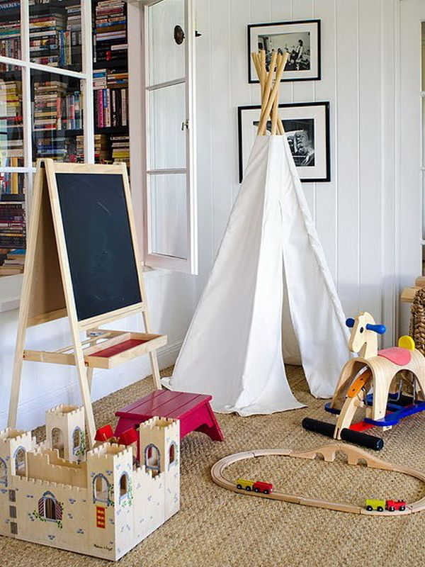 & 25 Cool Tent Design Ideas For Kids Room