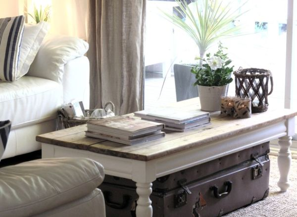 Coffee Table Just For Décor View In Gallery