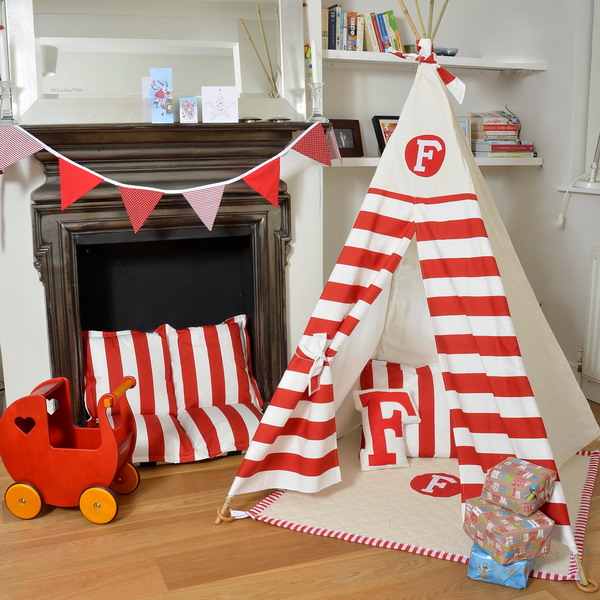 Home Decorating Trends u2013 Homedit & 25 Cool Tent Design Ideas For Kids Room