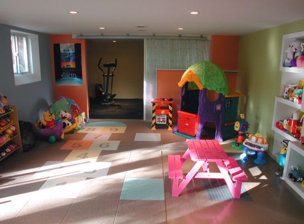 Converting Your Living Room Into A Daycare