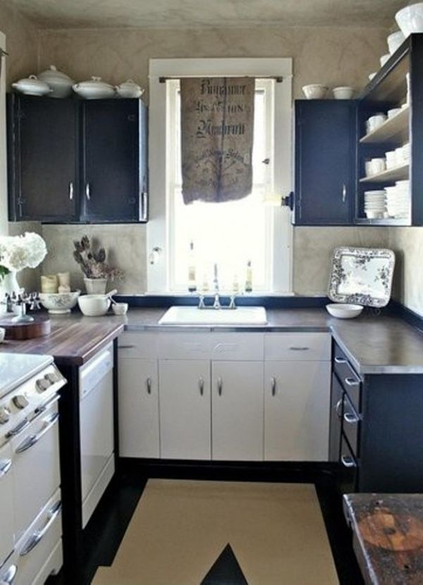 27 E Saving Design Ideas For Small Kitchens