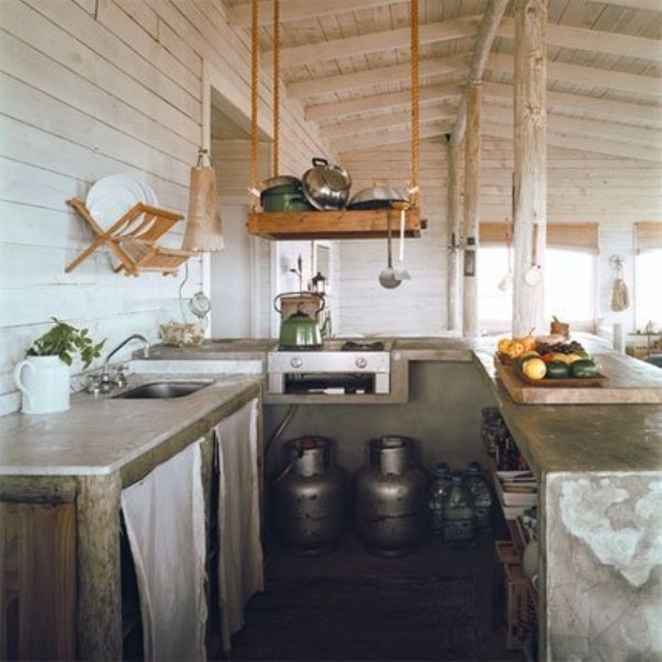 Wonderful Use The Space On The Walls. In A Small Kitchen ... Photo
