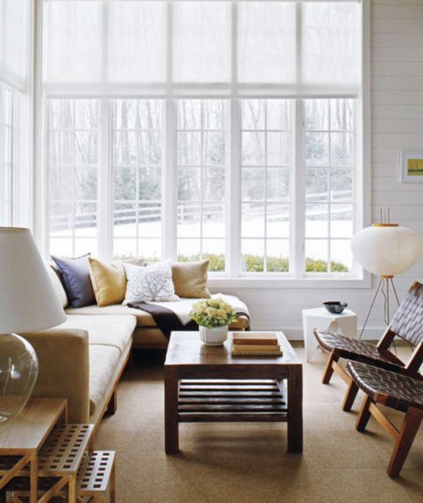 Small sunrooms ideas Sun Homedit 35 Beautiful Sunroom Design Ideas