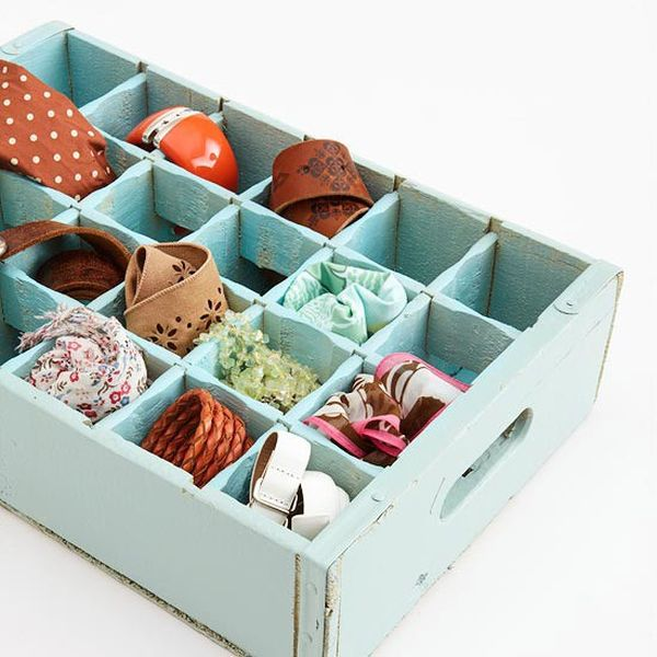 For girls. & Diverse Storage Ideas For Your Belts