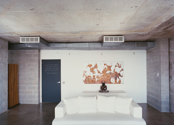An Apartment Featuring A Different Kind Of Renovation