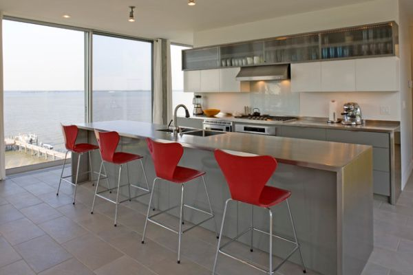 Stainless Steel Countertops Always The Best Choice In The Kitchen