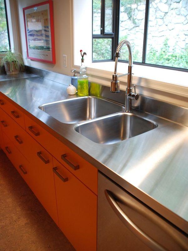 Clean Out Sink Drain Bathroom