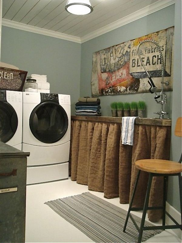 laundry room decor ideas 42 Laundry Room Design Ideas To Inspire You laundry room decor ideas