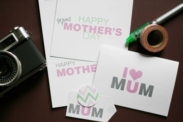 20 DIY Mother's Day Gifts