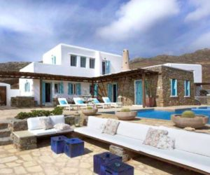 The Luxurious Mykonos Panormos Villas In Greece