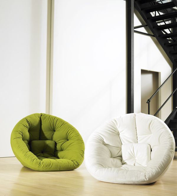 Nest chair.