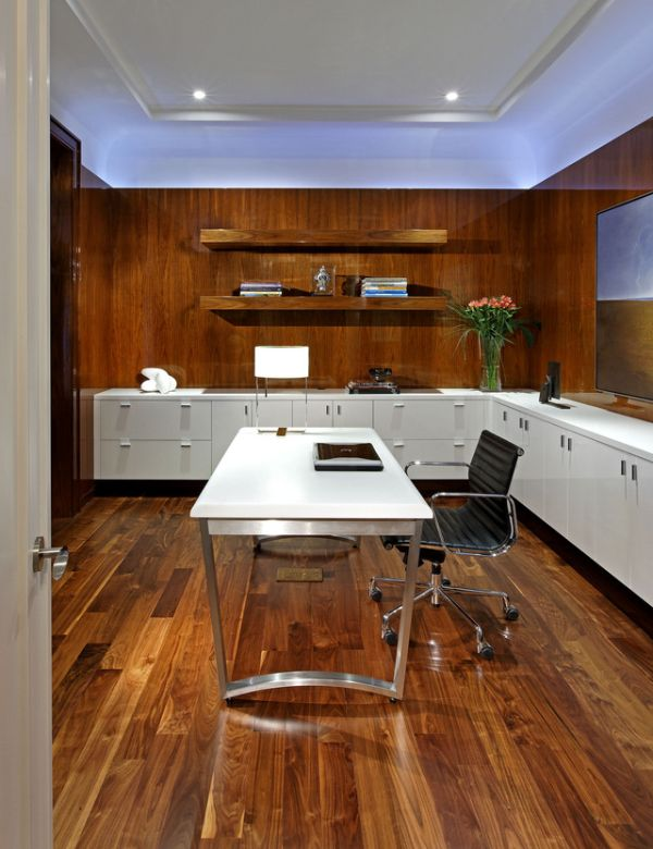Wonderful How To Select Flooring For A Home Office Design Ideas