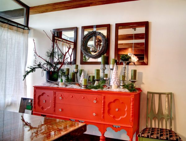 Modern approaches to dining room sideboards - Muebles antiguos reciclados ...