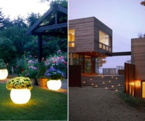 ... Bright Ideas For Outdoor Lighting Designs