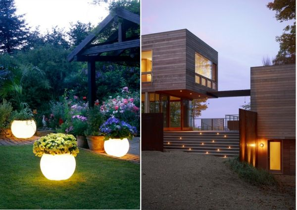 outdoor lighting ideas front view in gallery bright ideas for outdoor lighting designs