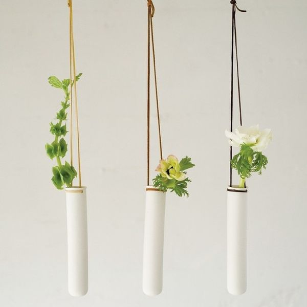 Exceptional Hanging Painted Test Tubes. Idea