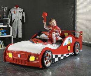 15 Racing Car Beds For Children Room