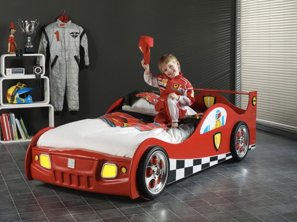 15 racing car beds for children room rh homedit com