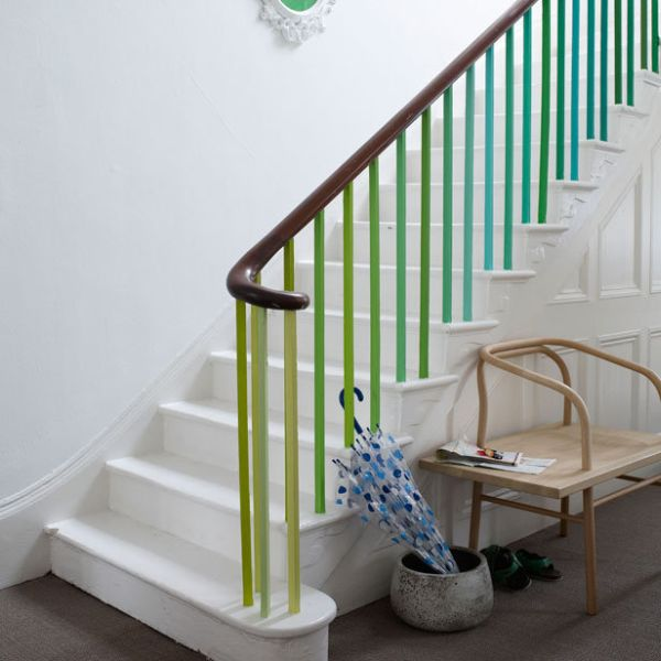 4 Diy Decorating Ideas For A Staircase: 12 Ideas To Spice Up Your Stairs