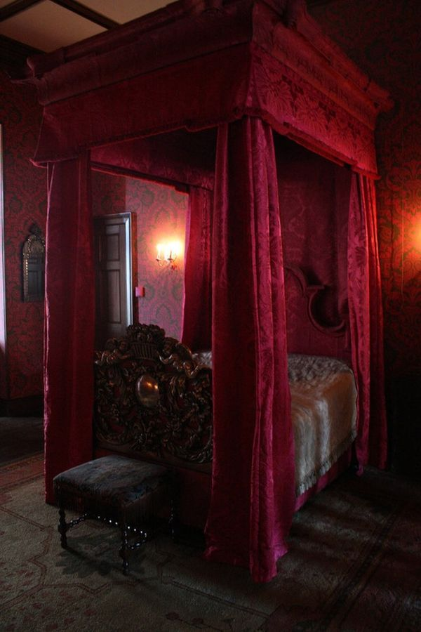 title | Gothic Bedroom