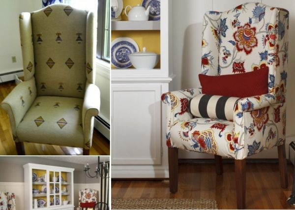 Nice How To Reupholster A Chair: 10 Chic Ideas