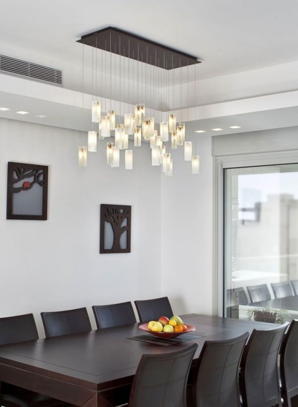 Contemporary chandeliers that compliment modern homes - Chandeliers for dining room contemporary ...