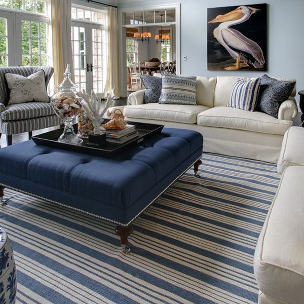 a mediterranean feel - Carpet Living Room