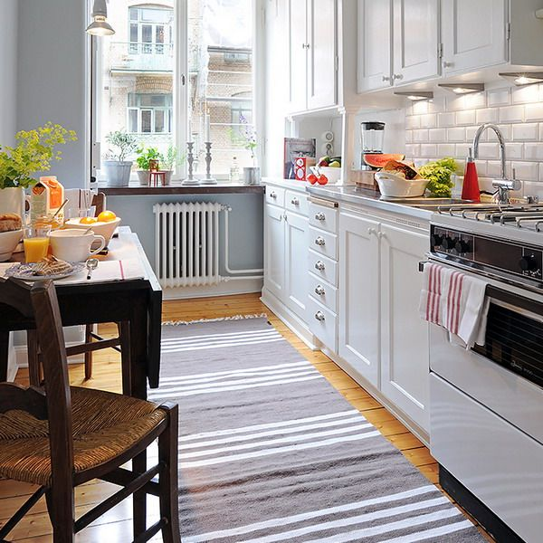 Modern Kitchen Rugs Swedish Style Nongzi Co