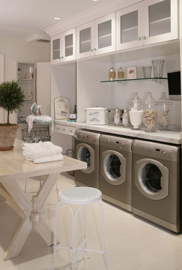 laundry room paint ideas42 Laundry Room Design Ideas To Inspire You
