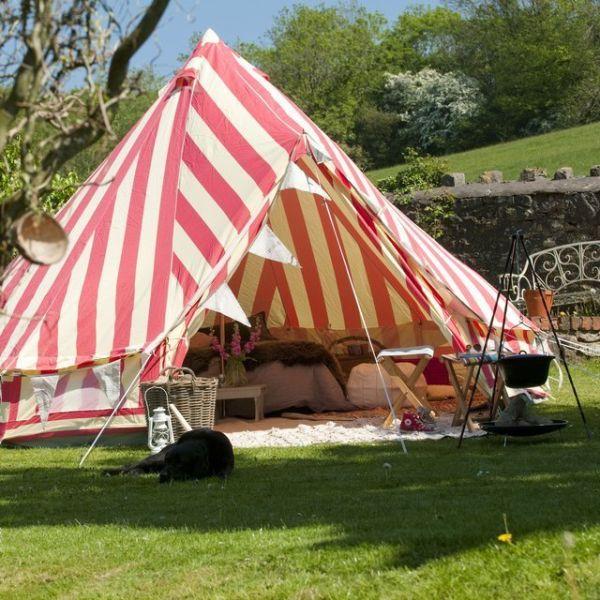 Top 40 Outdoor Camping Tent Designs We Love Best Bell Tent Decor