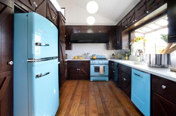 Add Style To Your Kitchen With Retro Appliances