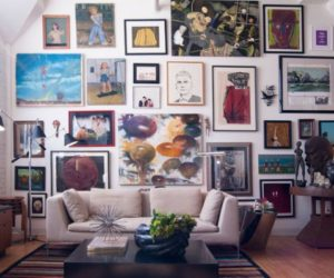 Amazing ... Tips And Ideas For Creating A Beautiful Wall Art Gallery Great Pictures