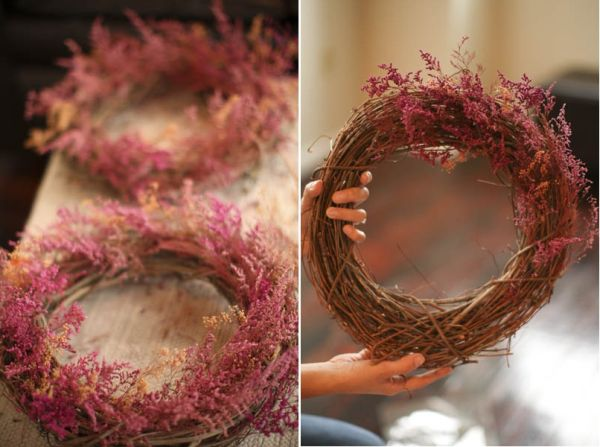 Nice Feminine, Floral Wreaths For Any And Every Home Nice Ideas