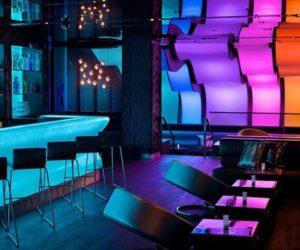 Wunderbar Lounge Featuring A Sleek Interior Design