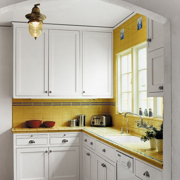 27 space saving design ideas for small kitchens - Idea Kitchen Design