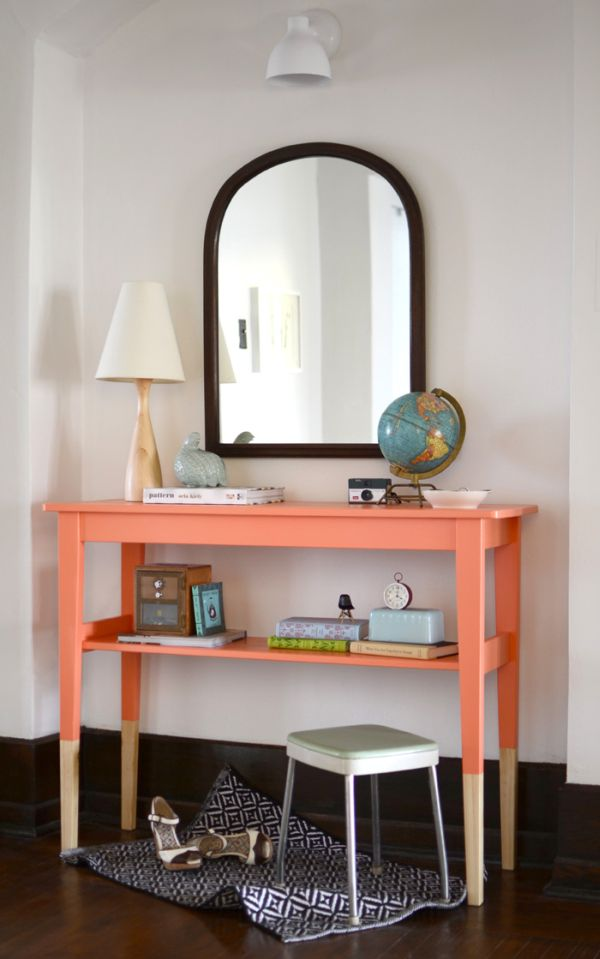 Trend Furniture paint-dipped furniture designs –the new trend for 2013