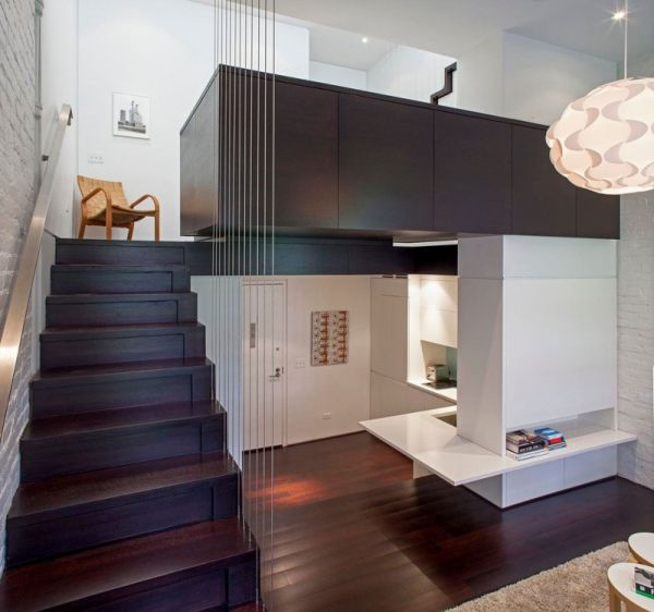 A Tiny Manhattan Loft With Lots Of Surprises