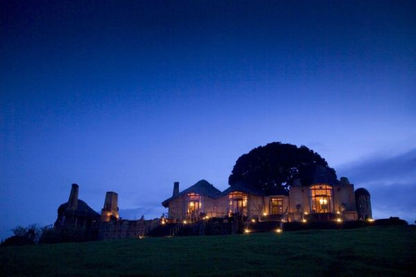 The Dreamy Ngorongoro Crater Lodge Overlooking A Stunning Reserve