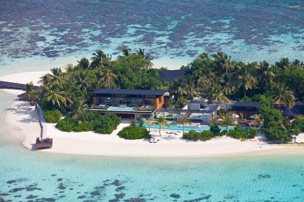 The Stunning Coco Privé Resort In The Maldives