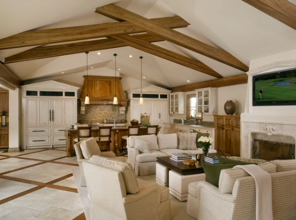 living room beams living rooms with beams that will inspire 10883