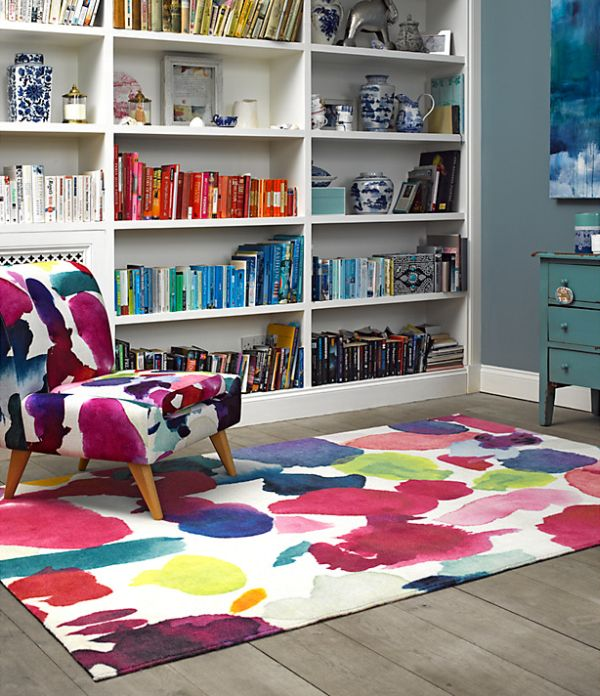 Top Five Rugs to Revitalise Your Living Room