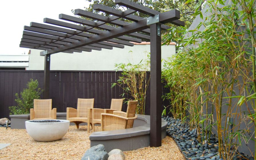 patio pergola designs perfect for the upcoming summer days. Black Bedroom Furniture Sets. Home Design Ideas