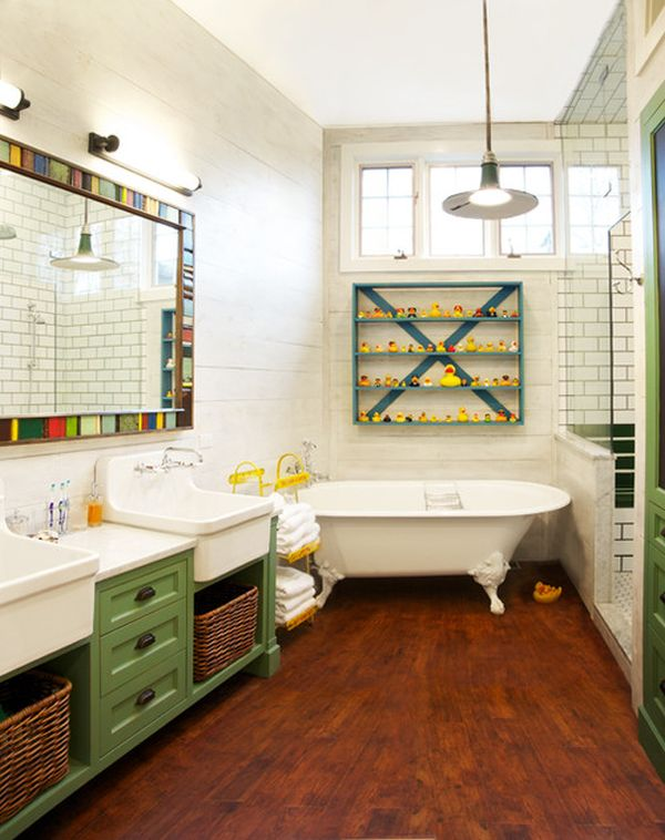 Five Quirky Bathroom Accessories